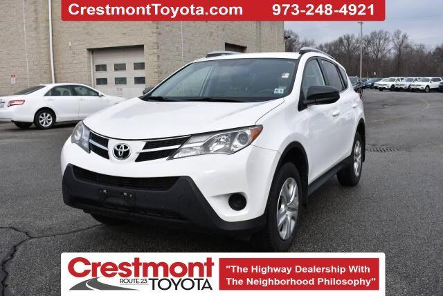 2015 Toyota RAV4 LE Pompton Plains NJ