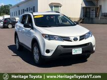 2015 Toyota RAV4 LE South Burlington VT