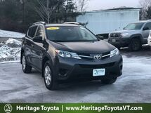 2015 Toyota RAV4 LE South Burlington VT
