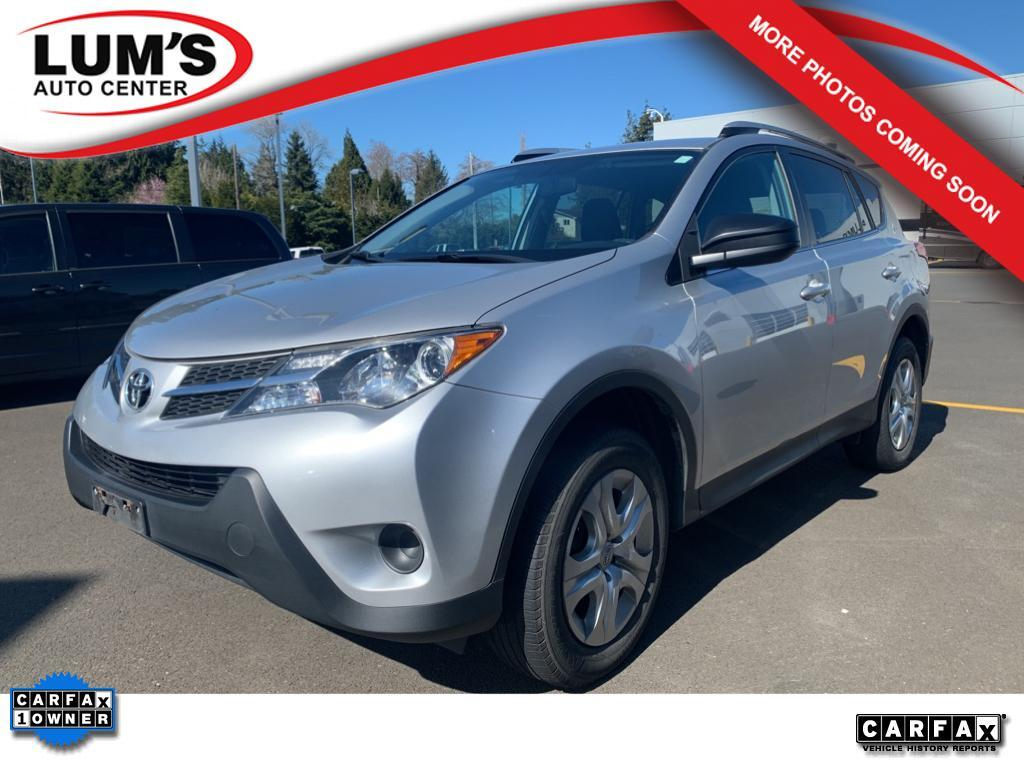 2015 Toyota RAV4 LE Warrenton OR