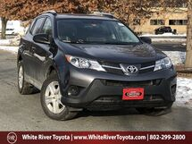 2015 Toyota RAV4 LE White River Junction VT
