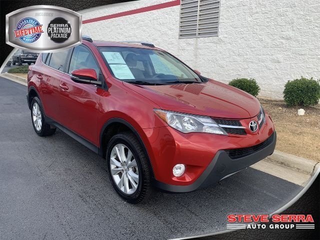 2015 Toyota RAV4 LTD Decatur AL