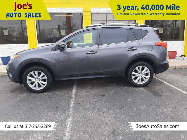 2015 Toyota RAV4 Limited AWD Indianapolis IN