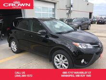 2015_Toyota_RAV4_Limited AWD / One Owner / Local / Immaculate Condition_ Winnipeg MB