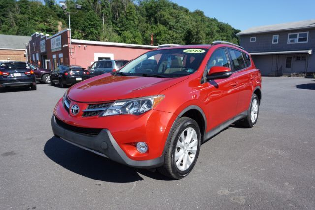 2015 Toyota RAV4 Limited AWD Schuylkill Haven PA