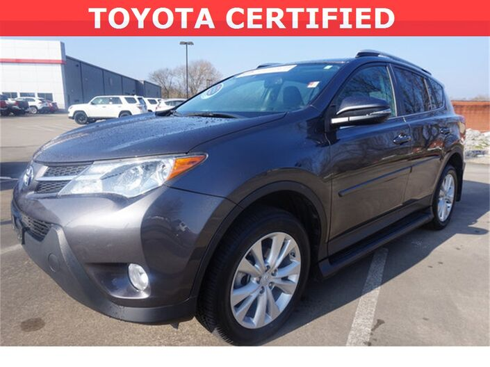 2015 Toyota RAV4 Limited Columbia TN