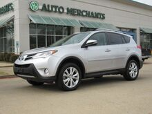 2015_Toyota_RAV4_Limited FWD NAV, SUNROOF, BACKUP CAM, HTD STS, PWR LIFT, BLUETOOTH, SAT RADIO, AUX INPUT_ Plano TX