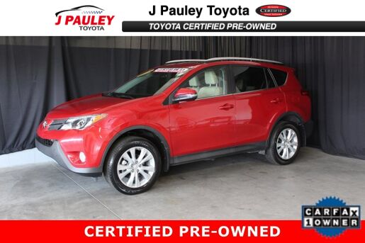 2015_Toyota_RAV4_Limited_ Fort Smith AR
