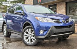2015_Toyota_RAV4_Limited_ Georgetown KY