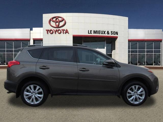 2015 Toyota RAV4 Limited Green Bay WI