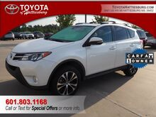 2015_Toyota_RAV4_Limited_ Hattiesburg MS