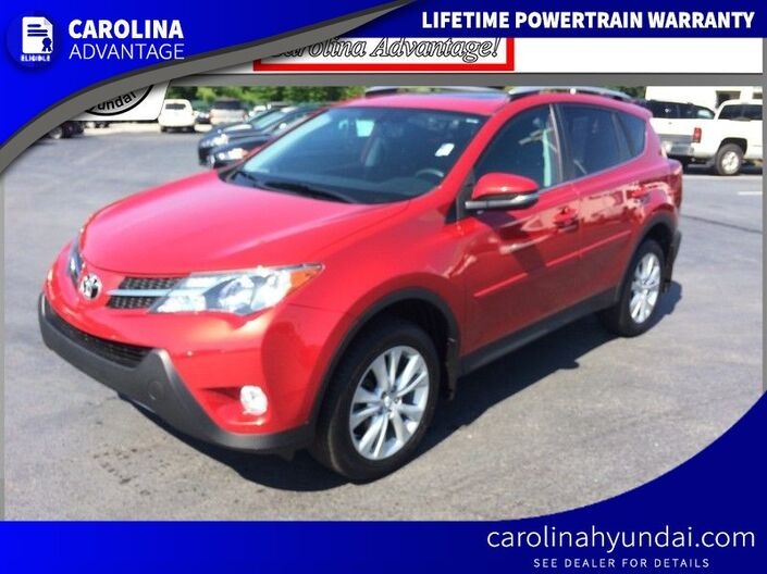 2015 Toyota RAV4 Limited High Point NC