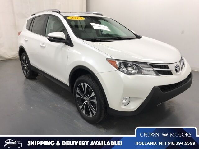 2015 Toyota RAV4 Limited Holland MI