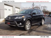 2015_Toyota_RAV4_Limited_ Lexington MA