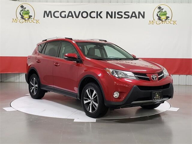 2015 Toyota RAV4 Limited Rockwall TX