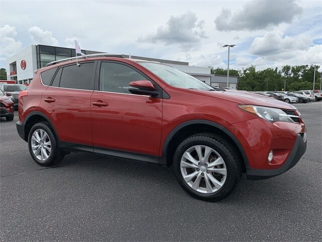 2015 Toyota RAV4 Limited Macon GA