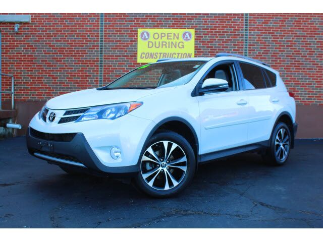 2015 Toyota RAV4 Limited Kansas City KS