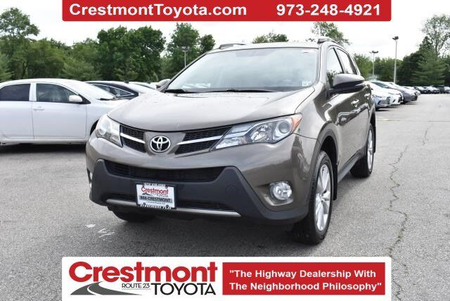 2015 Toyota RAV4 Limited Pompton Plains NJ
