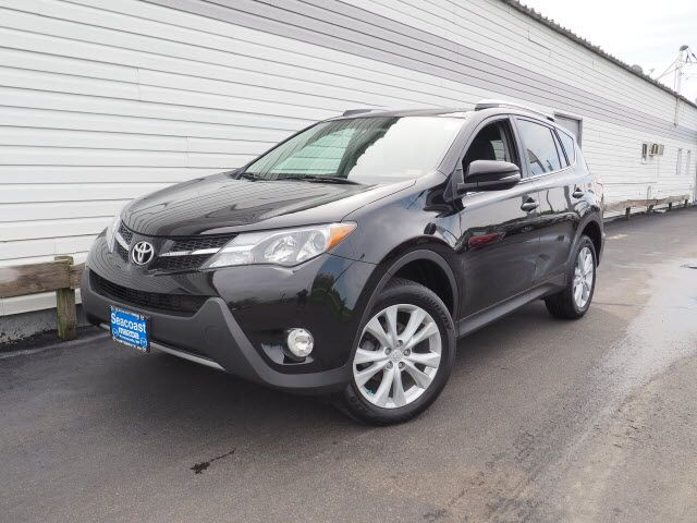 2015 Toyota RAV4 Limited Portsmouth NH