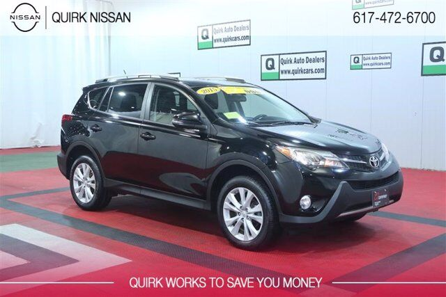 2015 Toyota RAV4 Limited Quincy MA