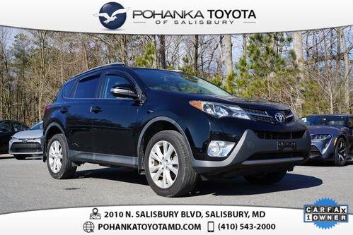 2015_Toyota_RAV4_Limited_ Salisbury MD