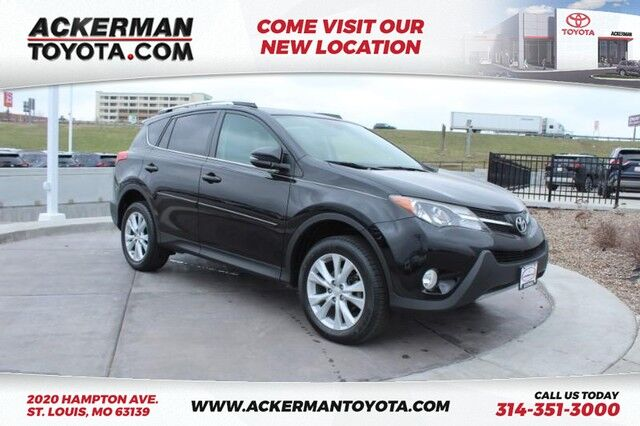 2015 Toyota RAV4 Limited St. Louis MO