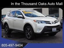 2015_Toyota_RAV4_Limited_ Thousand Oaks CA