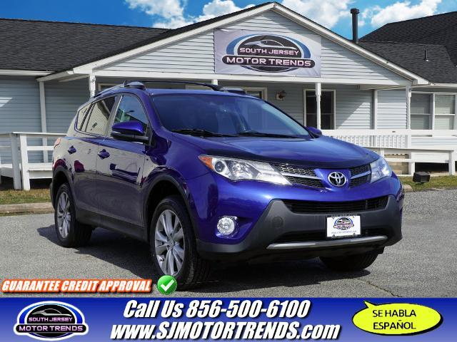 2015 Toyota RAV4 Limited Vineland NJ