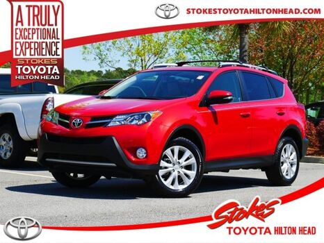 2015_Toyota_RAV4_Limited_ Aiken SC