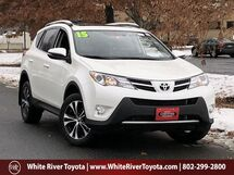 2015 Toyota RAV4 Limited White River Junction VT
