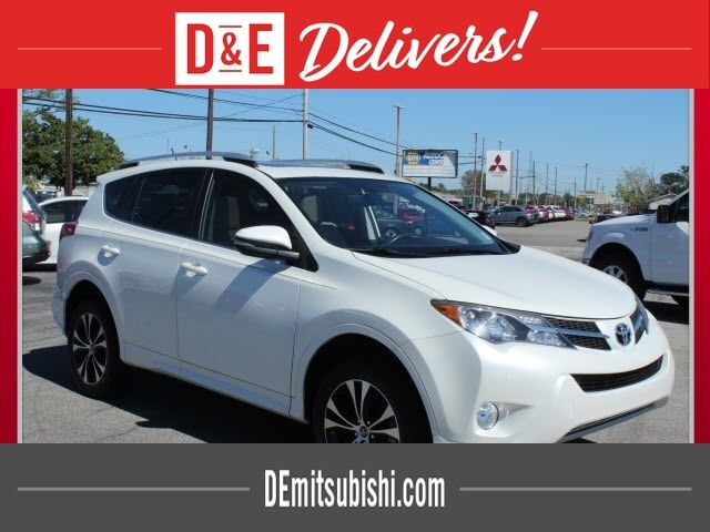 2015_Toyota_RAV4_Limited_ Wilmington NC