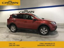 2015_Toyota_RAV4_XLE AWD **Backup Camera** Heated Seats** Sunroof** Alloys**_ Winnipeg MB