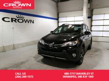 2015_Toyota_RAV4_XLE AWD / One Owner / Local / Immaculate Condition_ Winnipeg MB