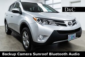 2015_Toyota_RAV4_XLE Backup Camera Sunroof Bluetooth Audio_ Portland OR