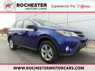 2015 Toyota RAV4 XLE Clearance Special Rochester MN