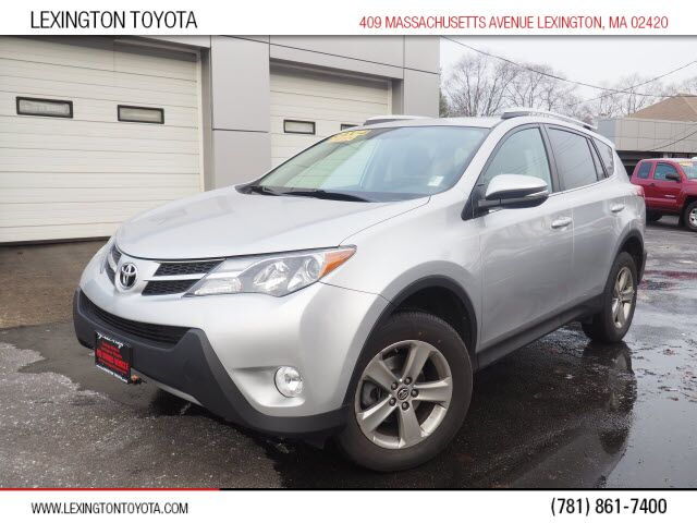 2015 Toyota RAV4 XLE Lexington MA