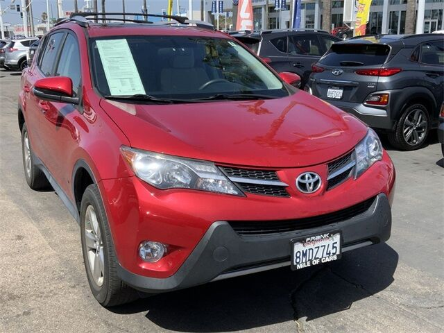 2015 Toyota RAV4 XLE National City CA
