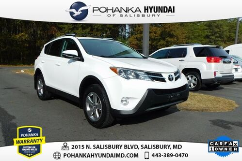 2015_Toyota_RAV4_XLE **ONE OWNER**_ Salisbury MD