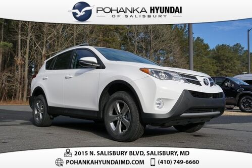 2015_Toyota_RAV4_XLE **PERFECT MATCH**_ Salisbury MD