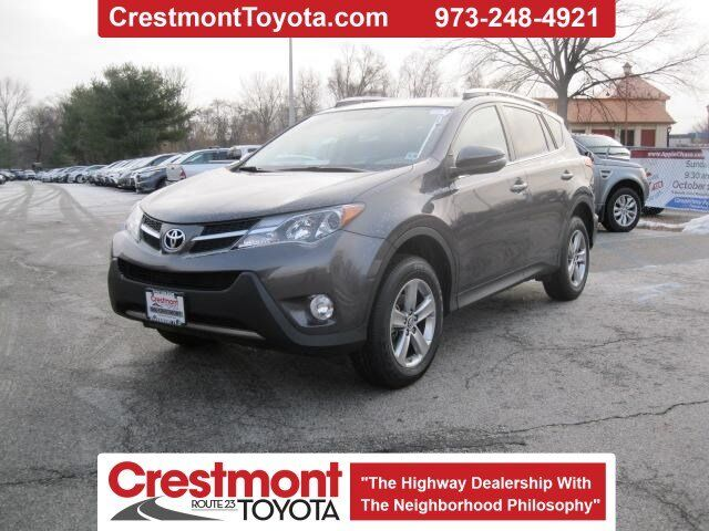 2015 Toyota RAV4 XLE Pompton Plains NJ