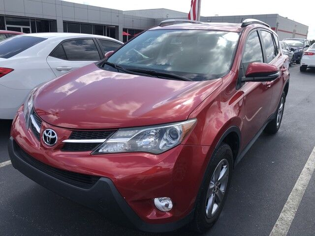 2015 Toyota RAV4 XLE Decatur AL