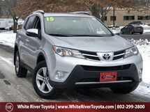 2015 Toyota RAV4 XLE White River Junction VT