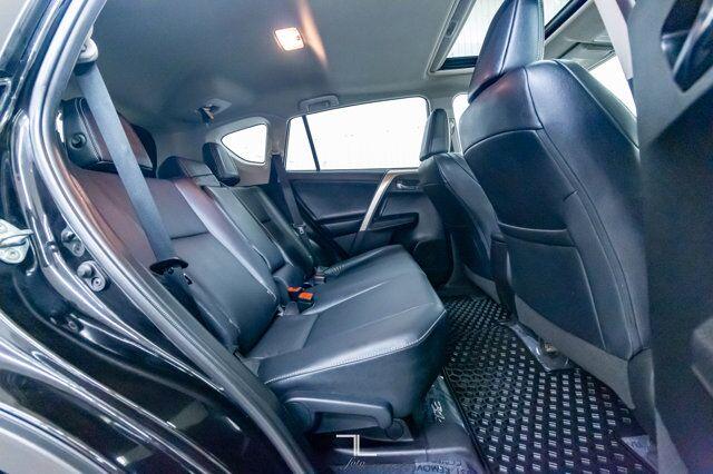 2015 Toyota Rav4 AWD Limited Leather Roof Nav BCam Red Deer AB