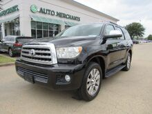 2015_Toyota_Sequoia_Limited 2WD_ Plano TX