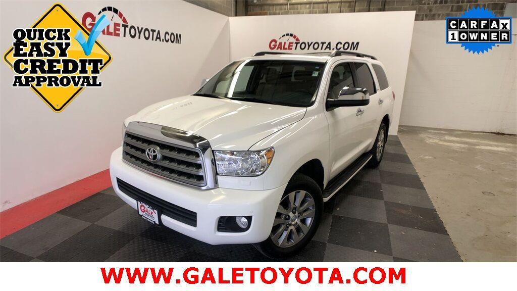 2015 Toyota Sequoia Limited Enfield CT