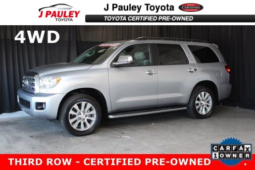2015_Toyota_Sequoia_Limited_ Fort Smith AR