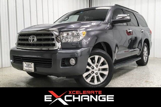 2015 Toyota Sequoia Limited Frisco TX