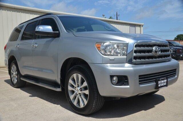 2015 Toyota Sequoia Limited Wylie TX
