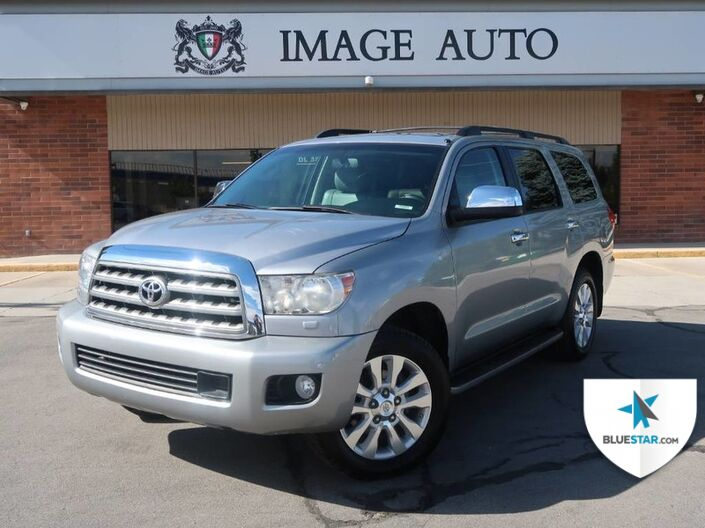 2015 Toyota Sequoia Platinum West Jordan UT