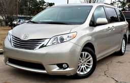 2015_Toyota_Sienna_** XLE ** - w/ BACK UP CAMERA & LEATHER SEATS_ Lilburn GA